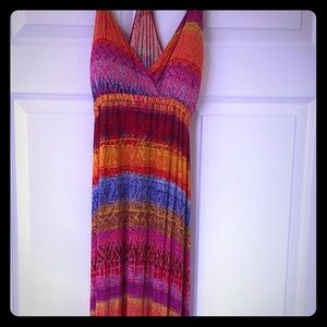 New Direction Maxi Dress Size Small